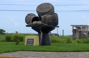dangriga-roundabout